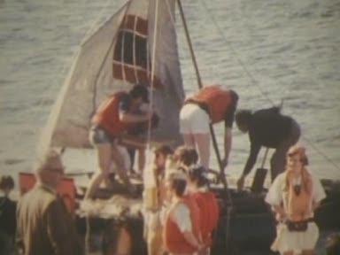 Raft Race c1978