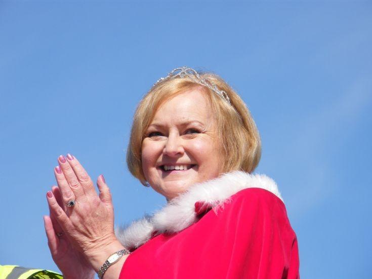 Cromarty Gala Queen, 11.08.2012.