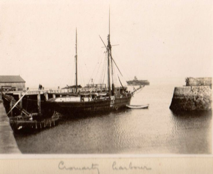The harbour - c1931
