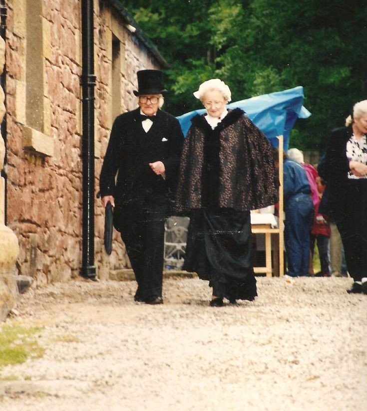 Daldon & Betty Ross