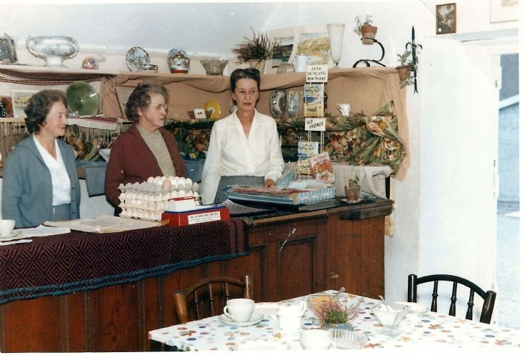 The little cafe in the old Dairy