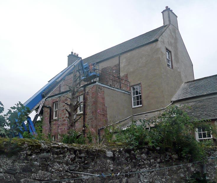 St. Ann's repairs