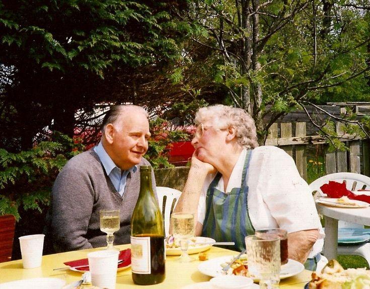 Bobby and Helen Hogg