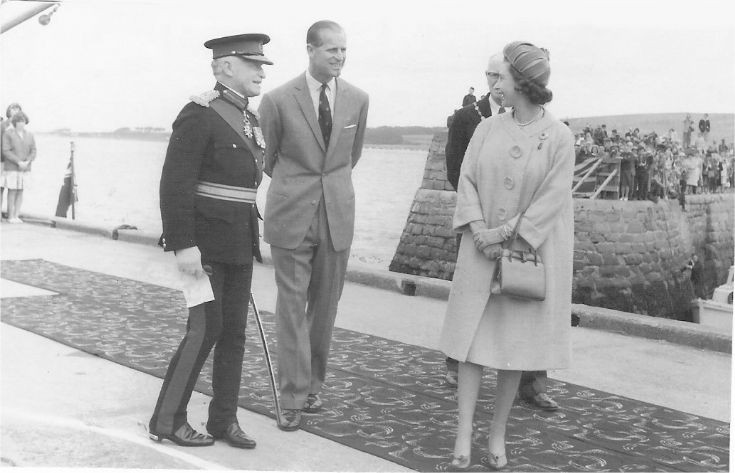 The 1964 Queen's Visit to Cromarty
