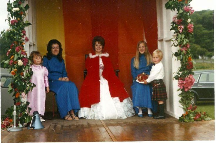 Gala Queen - c1975