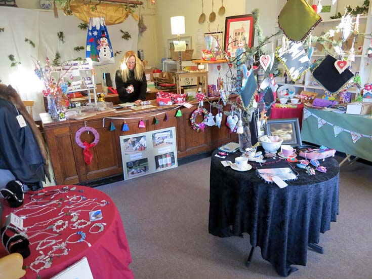 Cromarty Christmas Pop-up Shop