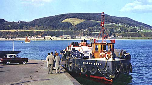 The Kessock Ferry