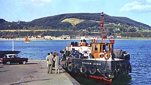 The Kessock Ferry