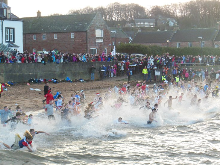Splash & Dash 2013 - taking the plunge