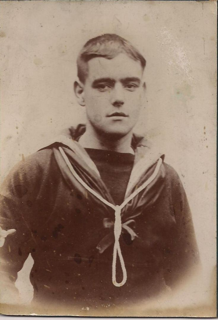William Thomas Huntley (Stoker 1st Class)