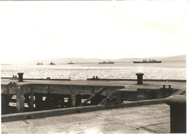 Fleet in 1960