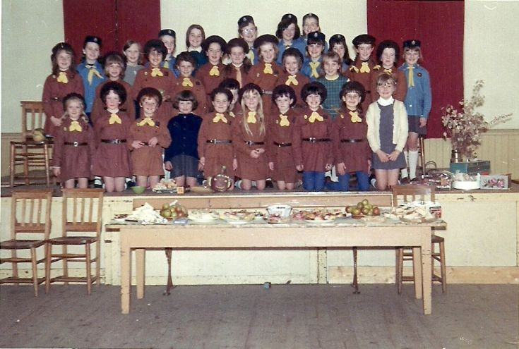Cromarty Girl-Guides & Brownies