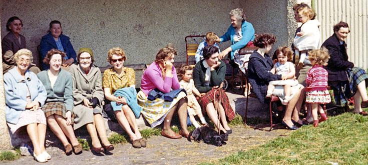 Cromarty Ladies at Victoria Park