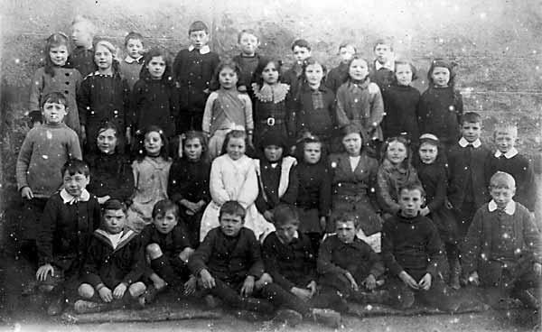 School Photograph 1916?