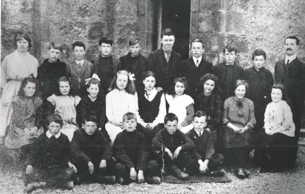 School Photograph 1920?