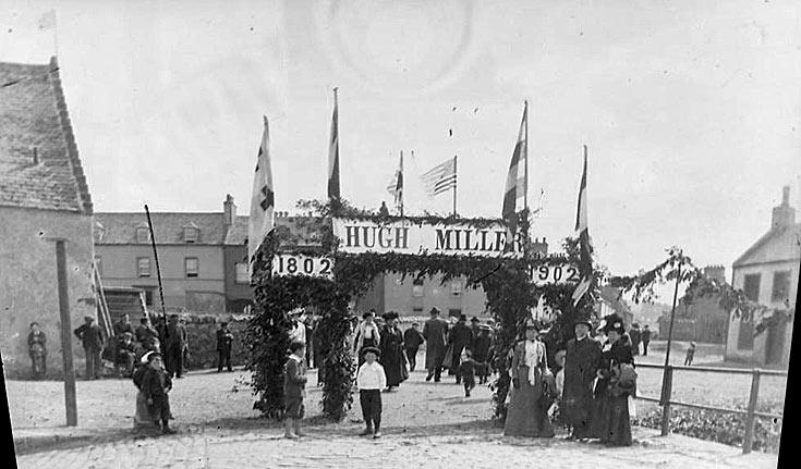 Hugh Miller's Centennial - 1902
