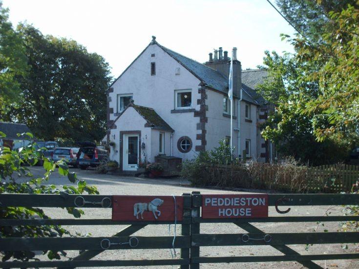 Peddieston House