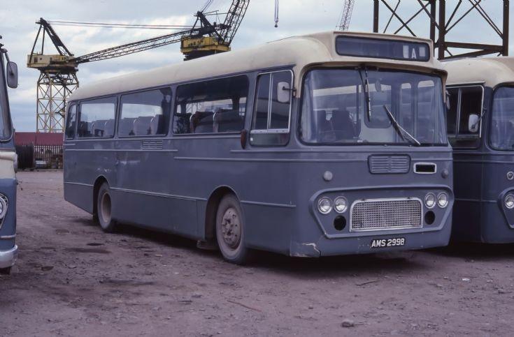 Nigg Buses