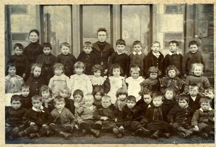 Cromarty School c1900