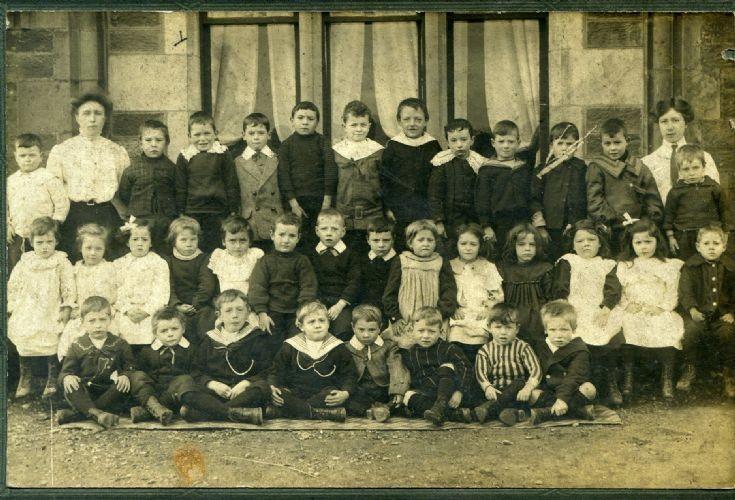 Cromarty School 1909