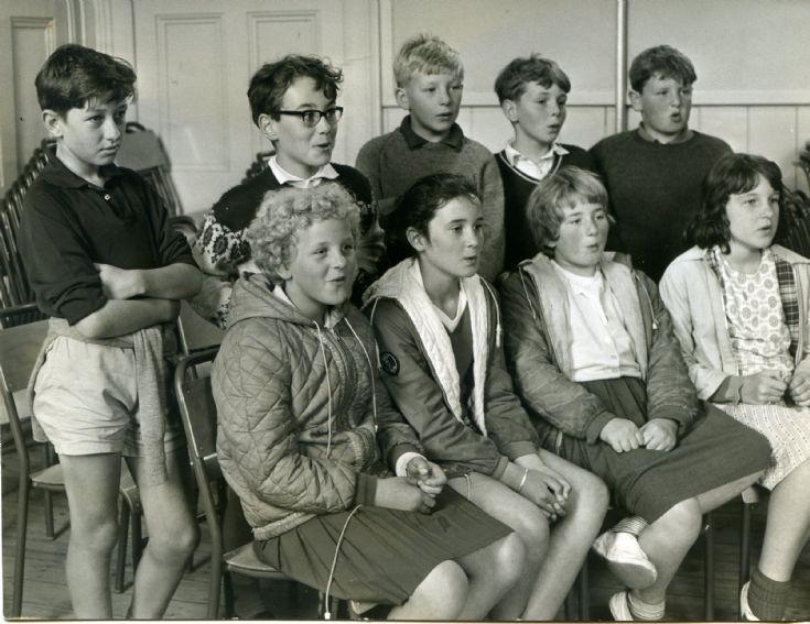 Cromarty school 1964