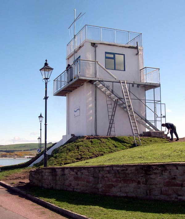 Cromarty Boat Club - Lookout