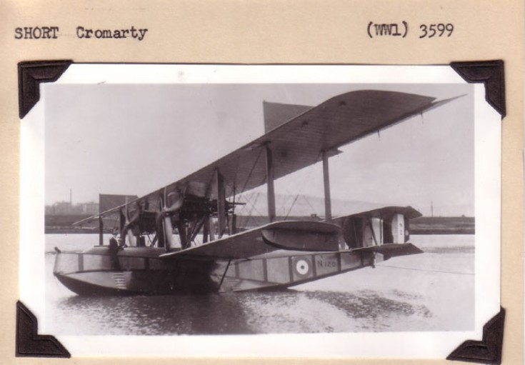 Short, Cromarty (WWI) 3599