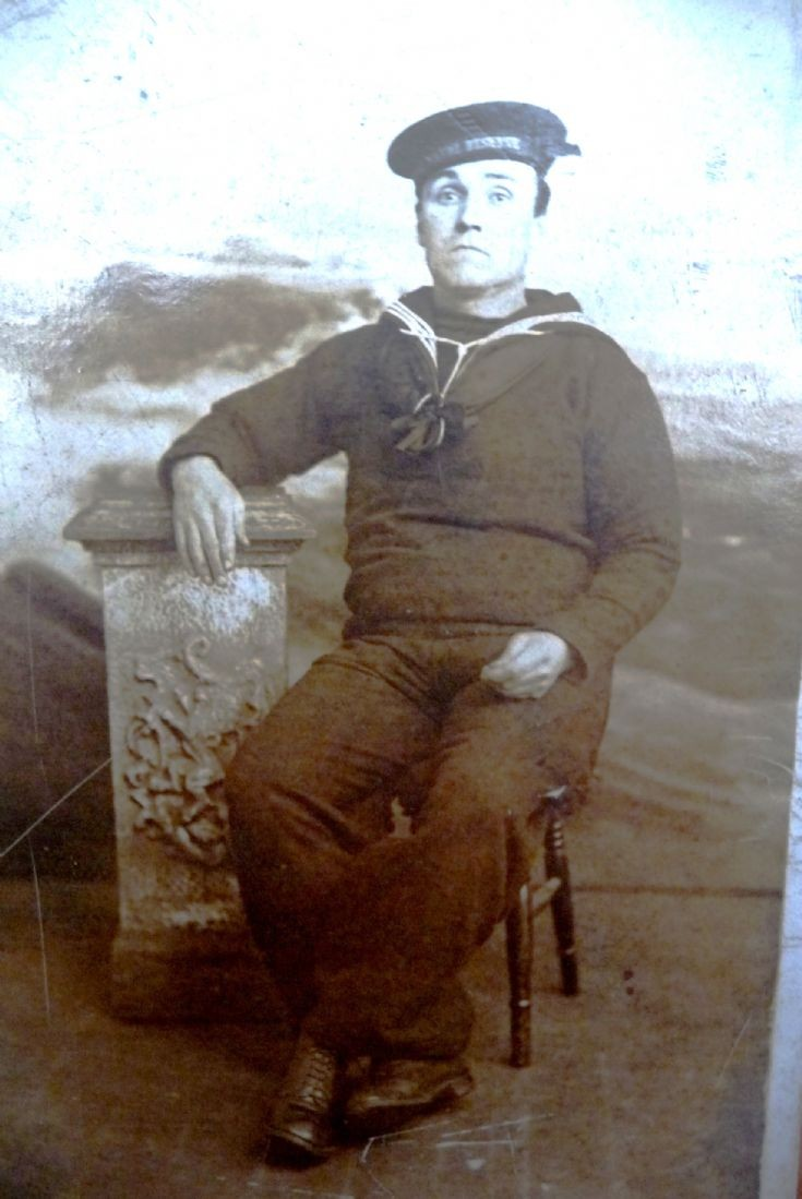 Sailor from H.M.S. Natal