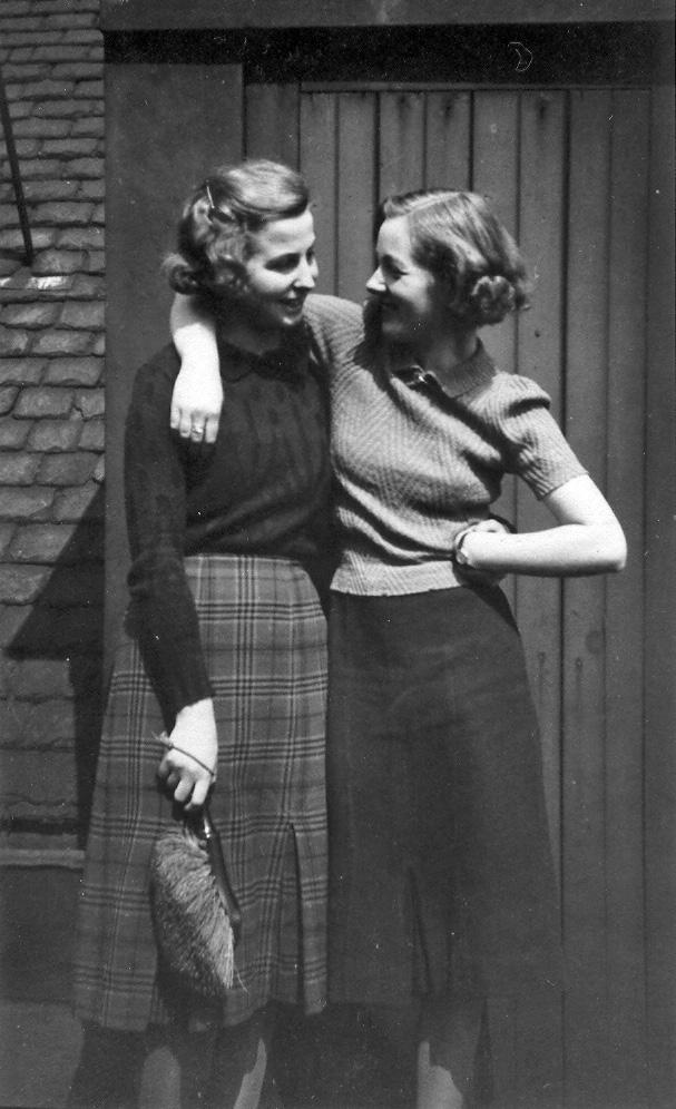 Margaret Urquhart's Mum