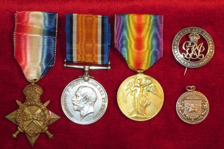 Medal group 2