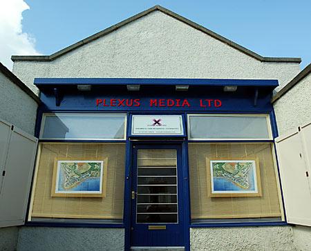 Plexus Media Office - 2003