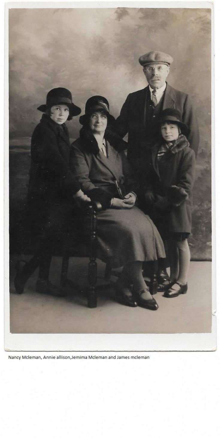 Mcleman Family