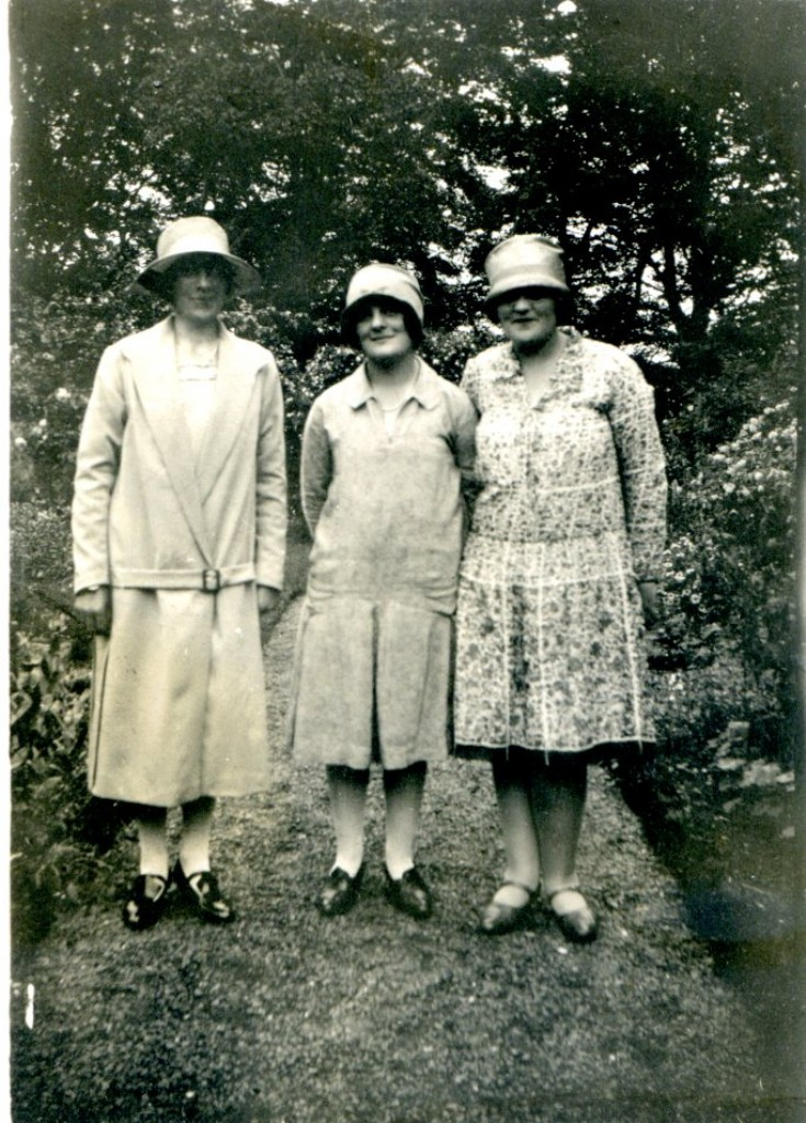 At Rosenberg Nurse ?, Jean Campbell, Dorothy