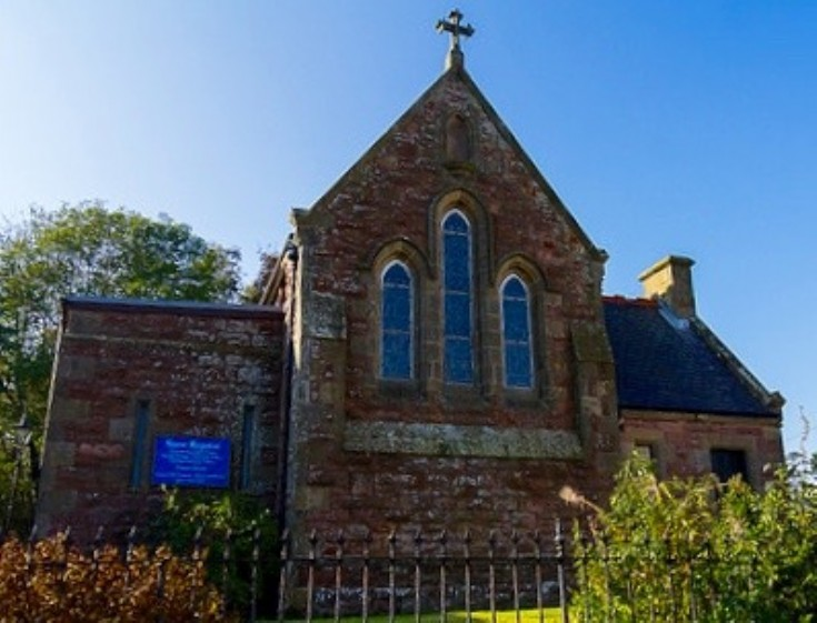 St. Regulus Scottish Episcopal Church, Cromarty