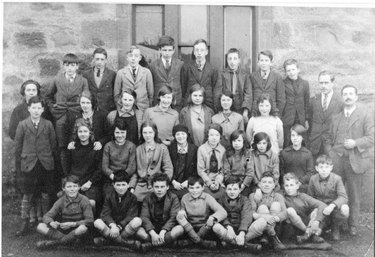 School Photo c1932