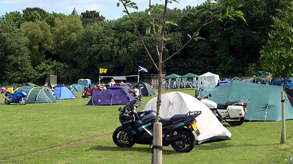Cromarty Bike Rally 2003 - from Denny Road