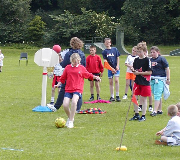 Primary School Sports Day - 2003