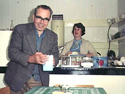 Dunn's Tea Shop