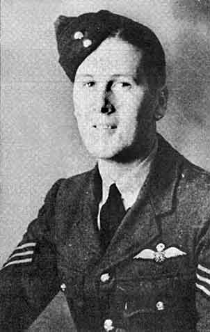 Ewen Gillies in 1942