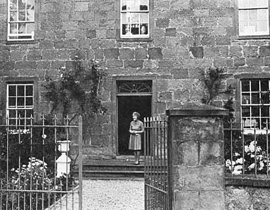 Mrs Calder at St. Anns, Church Street.