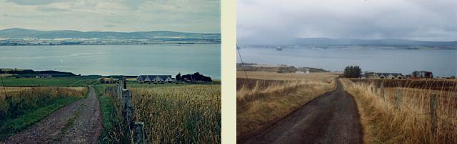 Allerton Farm - 1967 & 2003