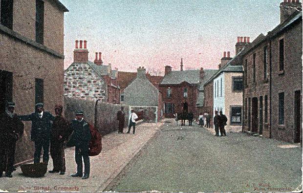 Bank St - 1910