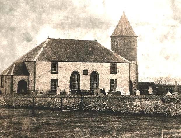 Gaelic Chapel - c1905
