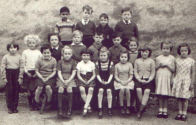School Photograph - 1961