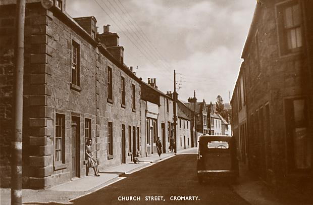 Church St - c1950?