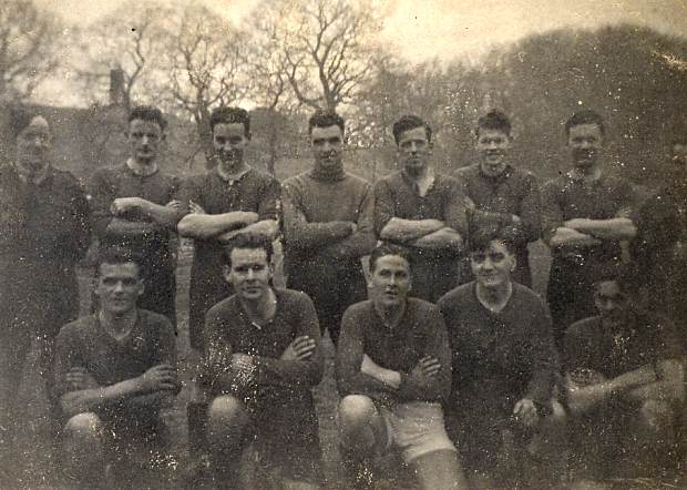 Cromarty Football Club - c1939???