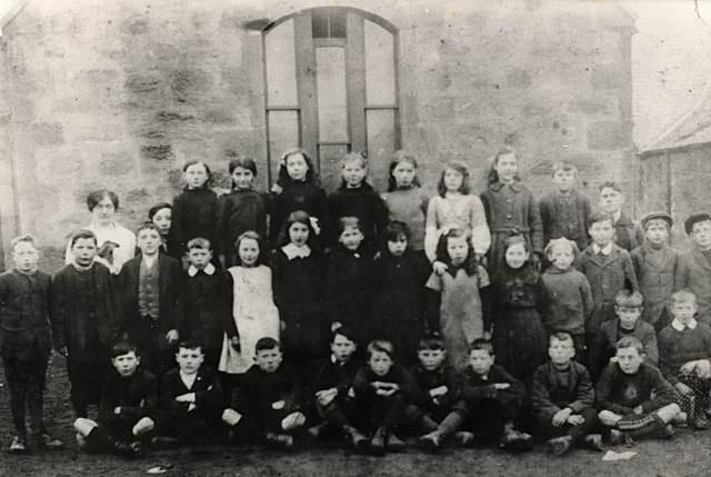 School Photograph - c1915?