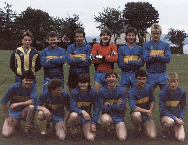 Cromarty Football Club - c1998
