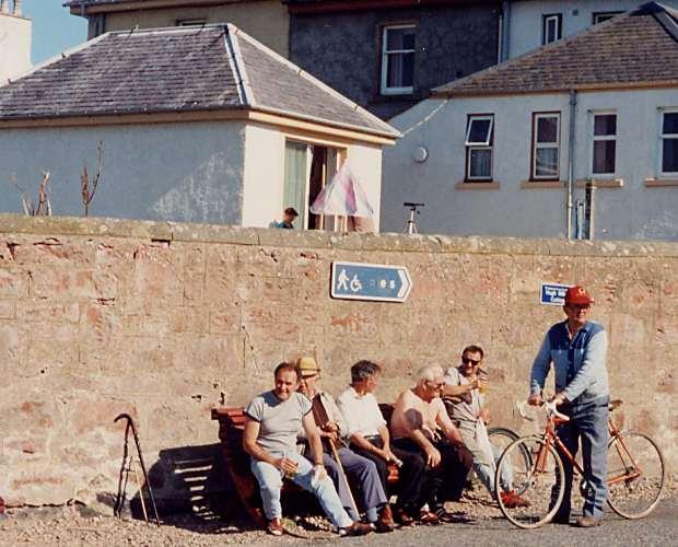 Lazy Corner - c1985