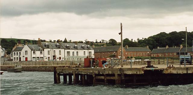 Harbour mouth - c1989